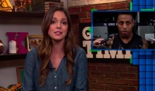 Katie Nolan Lashes out at Greg Hardy's Comments and the NFL (Video)