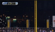 Kyle Schwarber Crushes Two-Run Homer That Lands Outside PNC Park (Video)