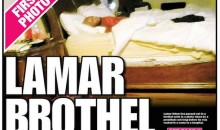 New York Post Publishes Cover Photo Of Lamar Odom in Coma (Pic)