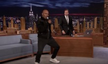 Mike Tyson Was Out Of Control On 'The Tonight Show' (Video)