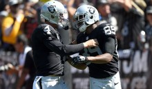 For the First Time Since 2013, The Raiders Are Betting Favorites