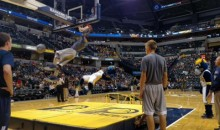 Pacers Mascot's Head Fall Off During Routine, America Laughs (Video)