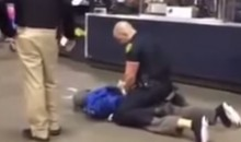 Police Brutality? Cubs Fan In Goat Costume Body-Slammed By Pittsburgh Cop (Video)