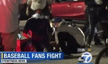 Police Looking for Assailants Who Jumped a Mets Fan Outside Dodger Stadium