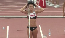 Robin Bone is Canada's Sexy Pole Vaulter You'll Want To Get To Know (Video + Pics)