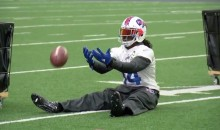 This Sammy Watkins Catching Drill Is Good For a Laugh (Video)