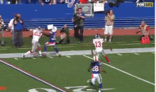 Rashad Jennings Destroys Defender With Stiff Arm En Route To 51-Yard TD (Video)