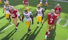 Clay Matthews To Colin Kaepernick: 'You Ain't Russell Wilson, Bro' (Video)