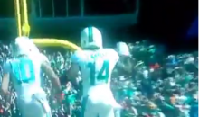 Jarvis Landry Scores TD On Trick Play, Uses Ronaldo's Celebration (Video)
