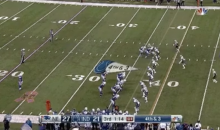 Colts Special Teams Doing Special Things… WTF? (Video)