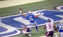 Golden Tate Scores On One the Most Controversial Touchdown Calls You'll Ever See (Video)