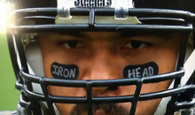 Cam Heyward Ignores NFL's Idiotic Rules, Continues To Honor Father With Eye Black
