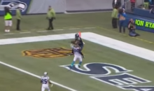 Seahawks Pull Off Flea Flicker For Touchdown Thanks To Ricardo Lockette's Unbelievable Catch (Video)