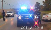 Cops Release Dash Cam Footage and 911 Call of Johnny Manziel Roadside Stop (Video)