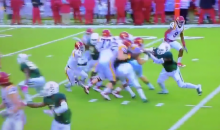 ESPN Trolls Mark Sanchez After Iowa St Butt Fumble (Video)