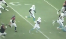 Apparently No One Felt Like Tackling Jarvis Landry On This Touchdown (Video)