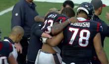 Arian Foster Possibly Tore His Achilles On This Play (Video)