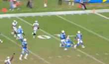 Amari Cooper Shattered A Chargers Defender's Ankles On This Sick Touchdown Run (Video)