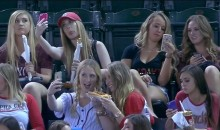 D-Backs Announcers Make Fun Of Sorority Girls Taking Selfies (Video)
