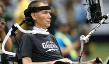 The Saints Blocked the Falcons Punt with Steve Gleason in Attendance Last Night (Video)
