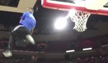 This Milwaukee Buck Rim Rocker Throws Down a 1080 Dunk (Video)