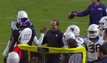 Opposing Coach High-Fives TCU QB Trevone Boykin After Ridiculous Run (Video)