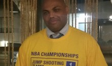 Warriors Fans Troll Charles Barkley With T-Shirts (Pic)