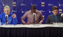 "Weird Al Gives Us ""Every Press Conference Ever"" (Video)"