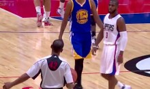 "Chris Paul Ejected After Telling Ref ""Don't Talk to Me Like I'm a Little Kid"" (Video)"