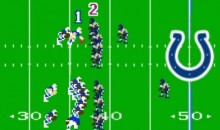 Infamous Colts Trick Play Gets the Tecmo Bowl Treatment, and It's Fantastic (Video)