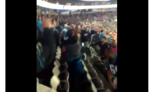 Reports Of Eagles & Panthers Fans Fighting In & Out Of The Stadium (Video)
