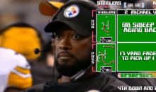 Mike Tomlin's Play Calling Gets The Tecmo Bowl Treatment (Video)