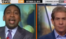 "Stephen A. Smith: ""I'm So Sick Of The Dallas Cowboys Fans. Ya'll Are So Nauseating"" (Video)"