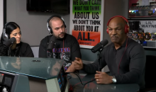 "Mike Tyson: Khloe's ""Lazarus P*ssy"" Brought Odom Back From Dead (Video)"