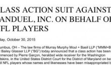 Redskins WR Pierre Garçon Files Lawsuit Against FanDuel (On Behalf Of All NFL Players)