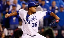 Edinson Volquez's Father Passed Away Before World Series Game 1, But Nobody Told Him Until After He Pitched…Probably?
