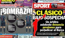 El Classico Corruption Scandal: Linesman Says Boss Told Him to Favor Real Madrid Over Barcelona in November 21 Match