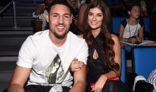 Klay Thompson Cheated on His Crazy Hot Girlfriend, So She Put Him on Blast (Pics)