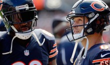 Martellus Bennett Compared Jay Cutler to Jesus, Which Suggests Martellus Bennett Doesn't Know Who Jesus Was