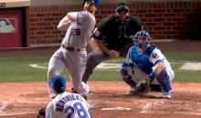 Daniel Murphy Homers in His Fifth Straight Postseason Game (Video)