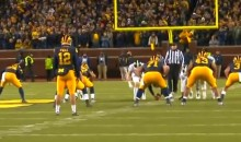 Here's Another Angle of the Unbelievable Michigan State Touchdown that Beat Michigan (Video)