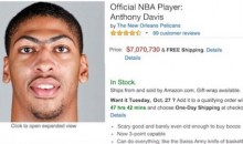 NBA Player Amazon Reviews Are Here, And They're Perfect (Pics)