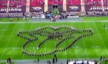 The Ohio State Marching Band Showed Off For The Brits At The Bills-Jags Game In London (Video)