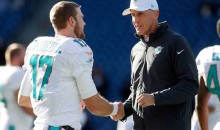 Before He Got Fired, Joe Philbin Told the Dolphins Practice Squad to Stop Intercepting Ryan Tannehill