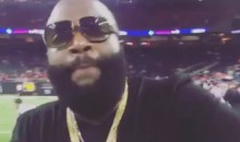 Rick Ross Boldly Proclaims Himself the JJ Watt of Rap (Video)