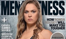 People Have Strong Opinions About Ronda Rousey Being the First Woman on the Cover of Men's Fitness (Pics)