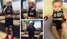 Some Adorable Little Girls Are Rocking Ronda Rousey Halloween Costumes (Pics)