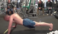 A 50 Year-Old Man Set the Push-Up Record by Doing 2,220 in an Hour (Video)