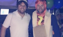 Penguins Forward Bryan Rust Was Phil Kessel's Hot Dog For Halloween (Pic)