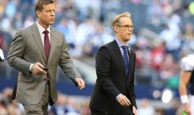Seahawks Fans Petition To Ban FOX's Joe Buck & Troy Aikman From Broadcasts
